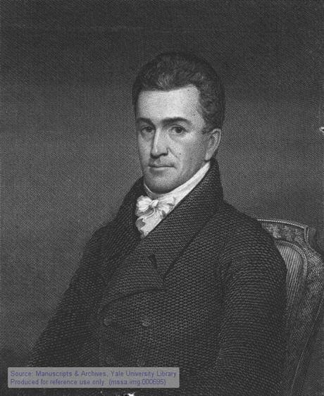 Benjamin Silliman Sr.
