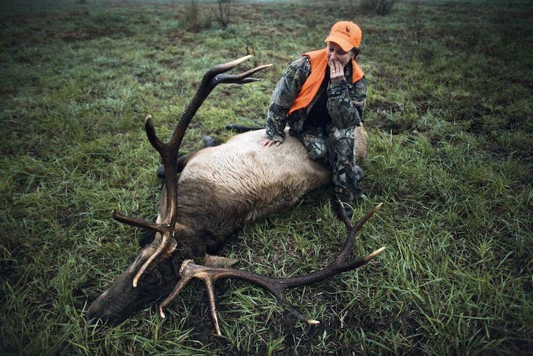 Elk hunter (Photo: William Albert Allard/'National Geographic'/Getty Images)